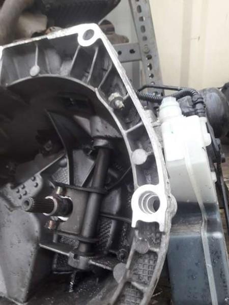 Fiat 500 Getriebe